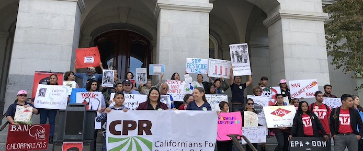 cpr day of action chlorpyrifos
