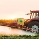 Dicamba pesticide spray