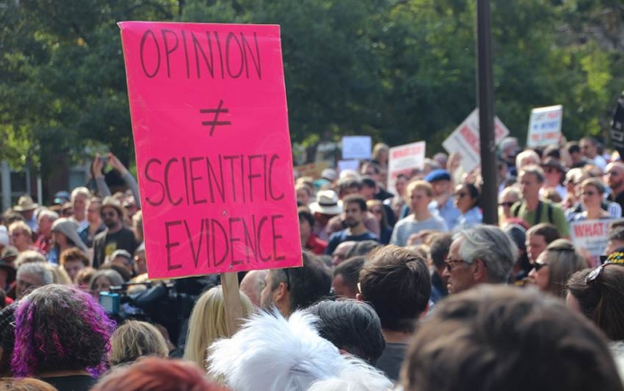 Opinion is not science