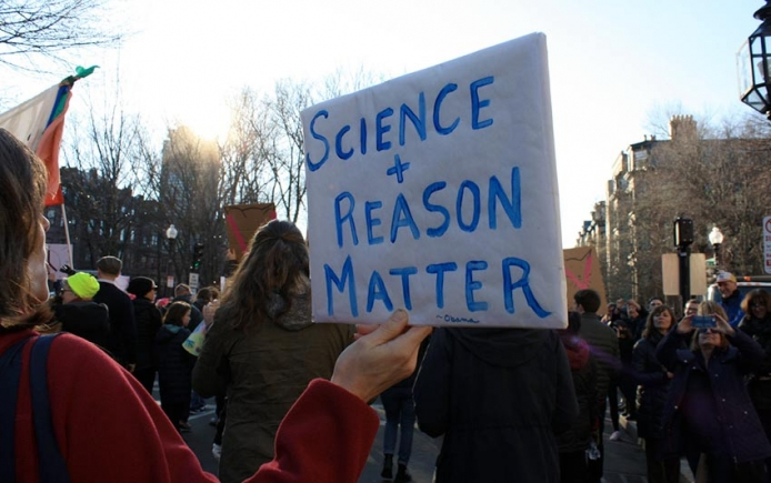 Science and reason matter