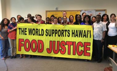Food justice summit