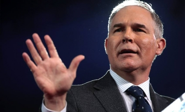 Scott Pruitt resigns