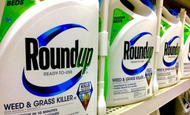 roundup on shelf