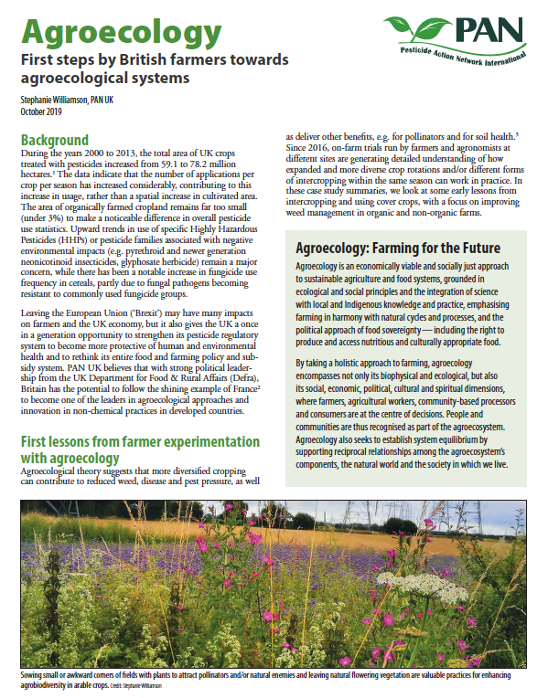 Agroecology UK
