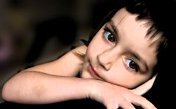 Child at rest