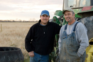 Farmers needing farm bill